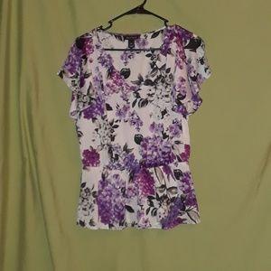 🌟🌟Reduced🌟🌟White House Black Market blouse